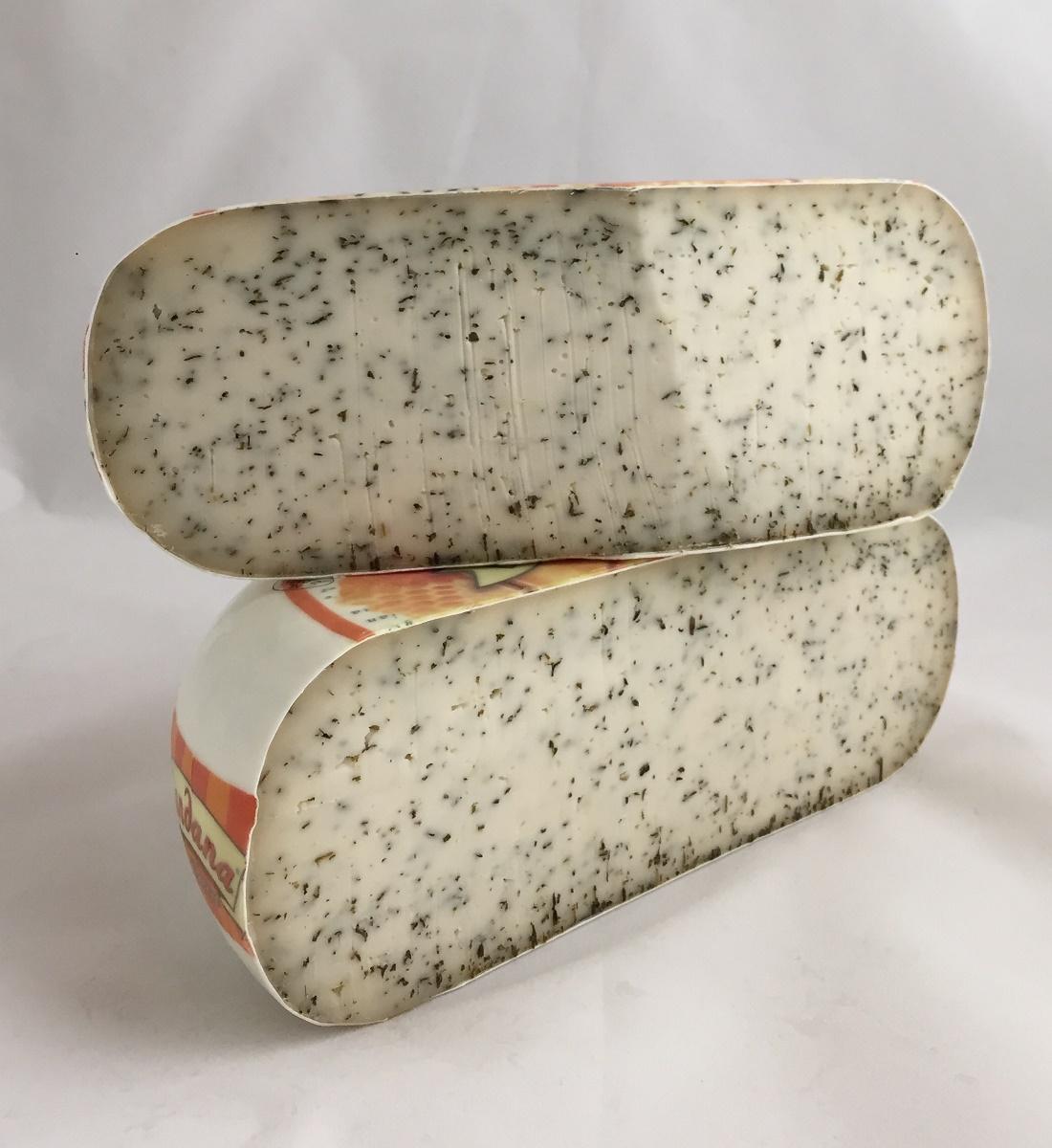 Kozí sýr gouda s medem a tymiánem